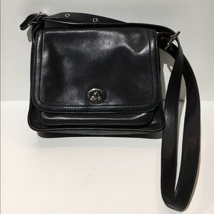 COACH Legacy Archival Crossbody  Leather Bag